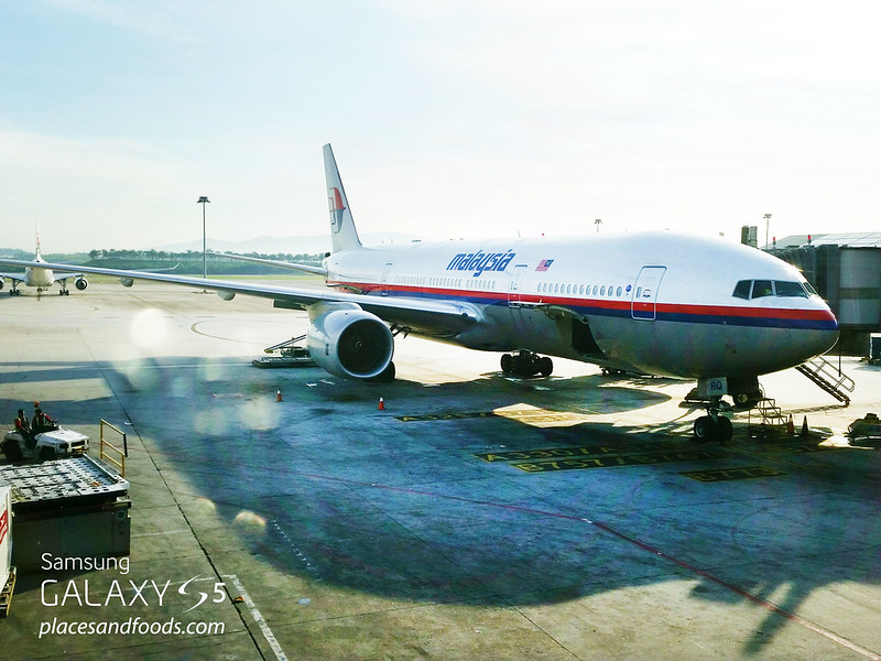 malaysia airlines MH 125
