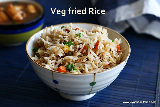 Veg-fried -rice