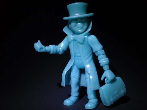 Hitchhiking Ghosts Traveler