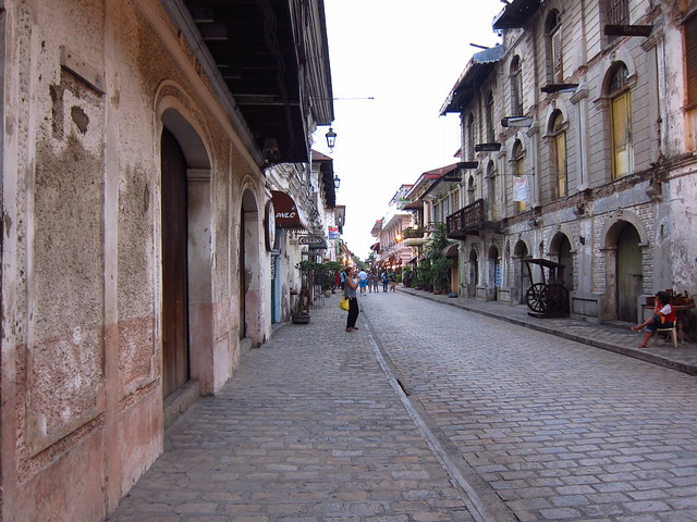 Ilocos 2014: Vigan