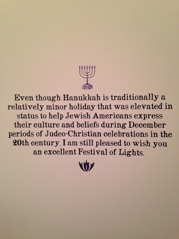 Best Hanukkah card EVER!