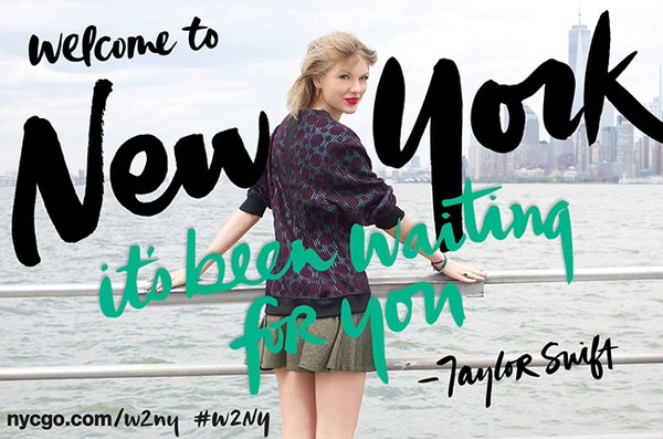 Taylor Swift \u2013 Welcome To New York