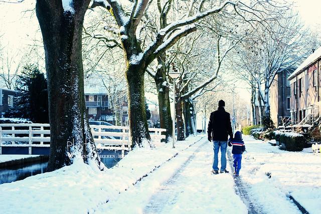 Winter wandeling 2014