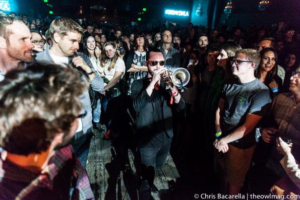 San Fermin @ El Rey Theatre, LA 11/4/14