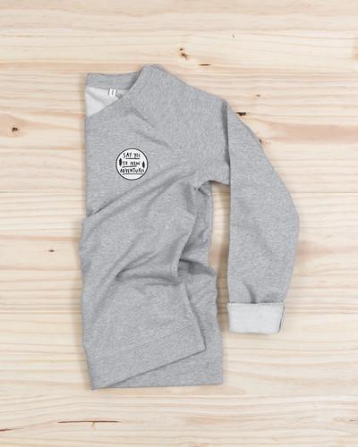Organic sweatshirt designed by Depeapa