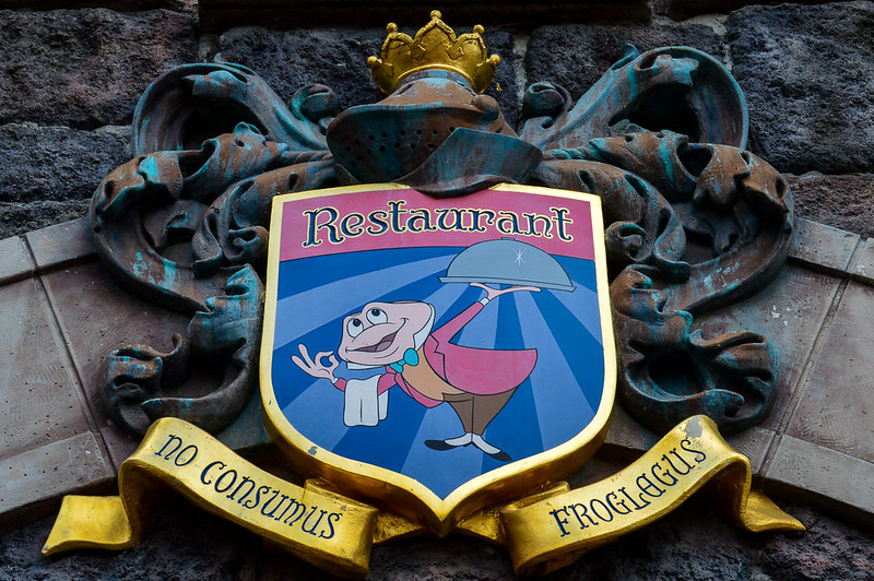 Toad Hall Coat of Arms