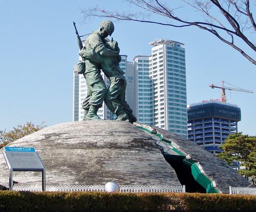 Mémorial ''La Statue des Frères'' (Séoul)