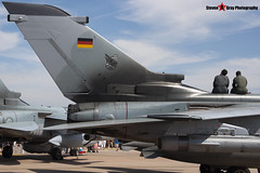 46+49 - 884 GS282 4349 - German Air Force Luftwaffe - Panavia Tornado ECR - Fairford RIAT 2006 - Steven Gray - CRW_1483