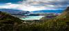 Lago Nordenskjold and the Patagonia range by Pichaya V. (Zolashine)