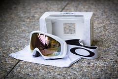 Okuliare Oakley Crowbar Snow úplne nové - titulní fotka