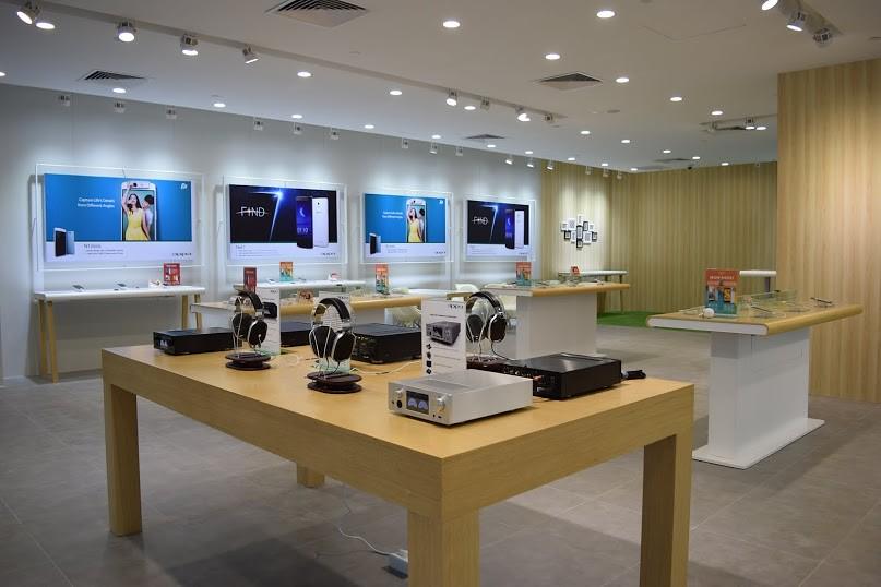 Interior_OPPO Concept Store