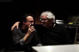 Ramon Lopez et Jean-Marc Padovani
