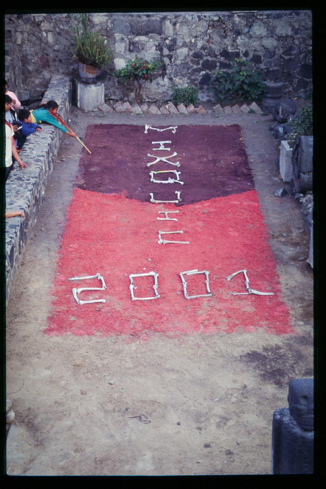 Fête des morts à Mexico - Bienvenue à Mixquiq