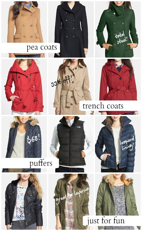 Hi Sugarplum | Fall Coats under $200