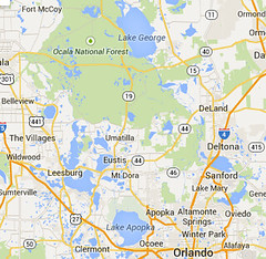 mount dora maps | GaryAScott | Flickr on