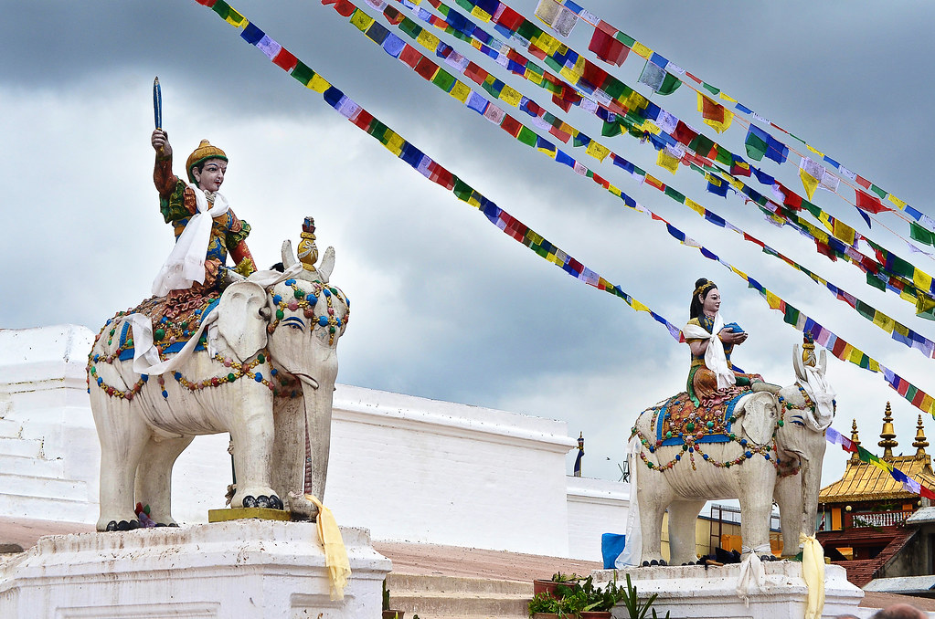 Stupa Guards