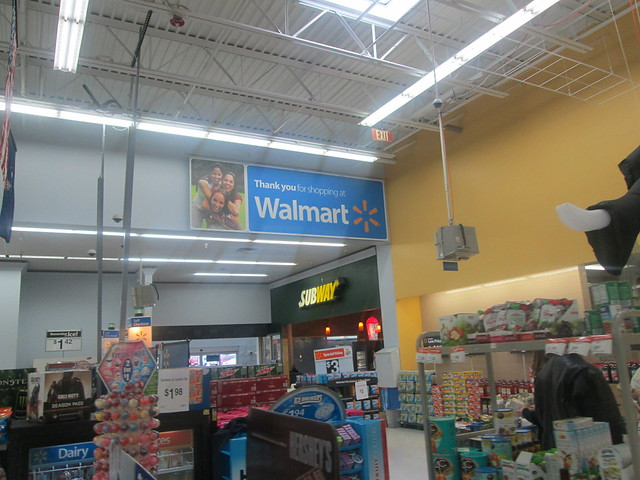 Walmart's solid sales — both at its brick-and-mortar stores and its rapidly growing online business — are a testament to that And businesses are spending too.