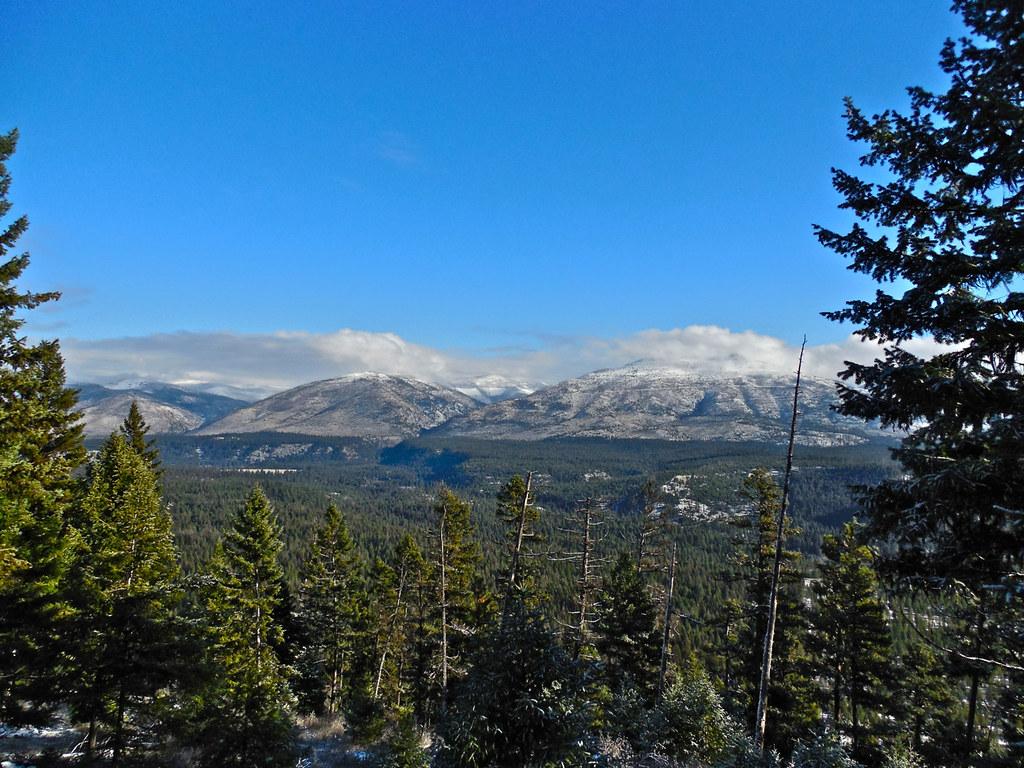 On McCully Ridge