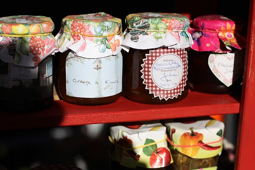 Julia Radbourne homemade jams
