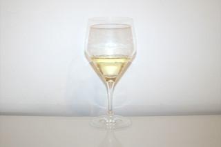 10 - Zutat trockener Weißwein / Ingredient dry white wine