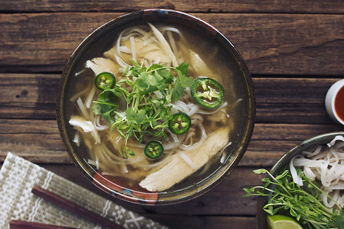 Easy Vietnamese Pho Noodle Soup by Omnivore's Cookbook