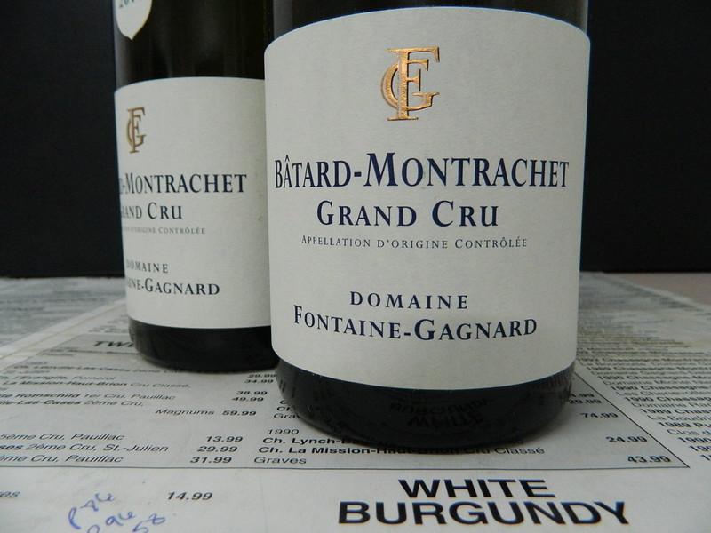 2011 Domaine Fontaine-Gagnard 'Bâtard-Montrachet' GC (Burgundy)