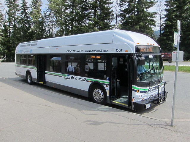 BC Transit offers Hydrogen Buses for sale | Stephen Rees's blog