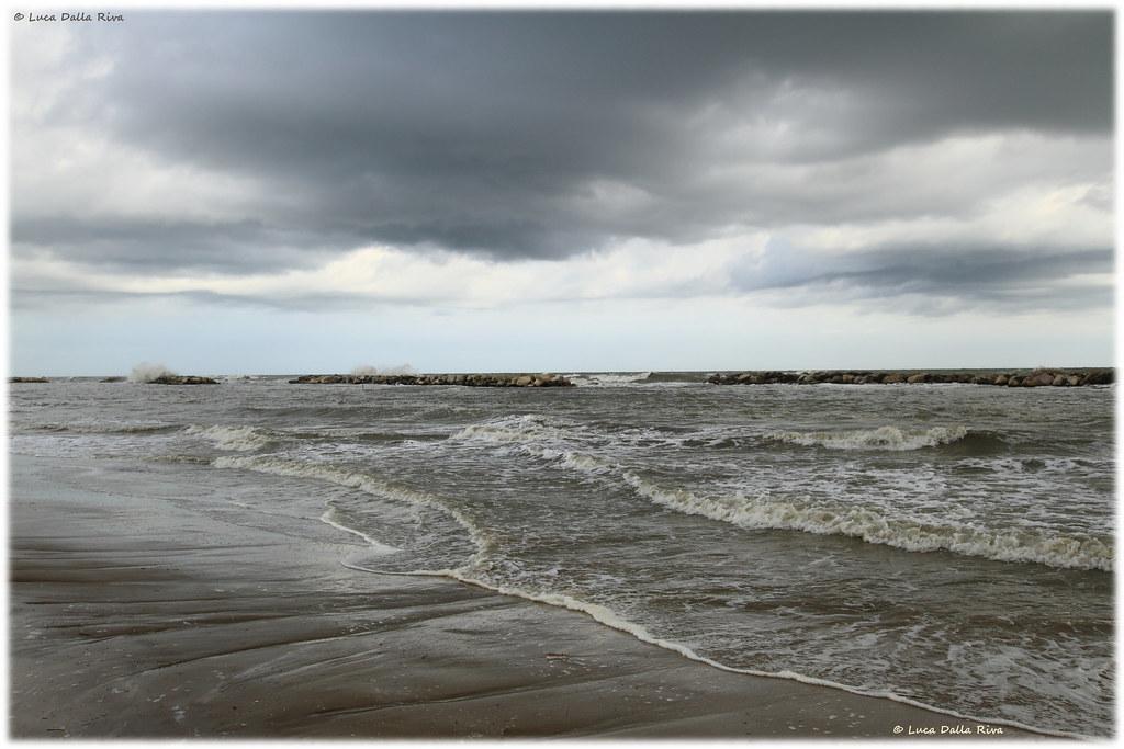San mauro a mare forl cesena italy tripcarta - Bagno delio san mauro a mare ...