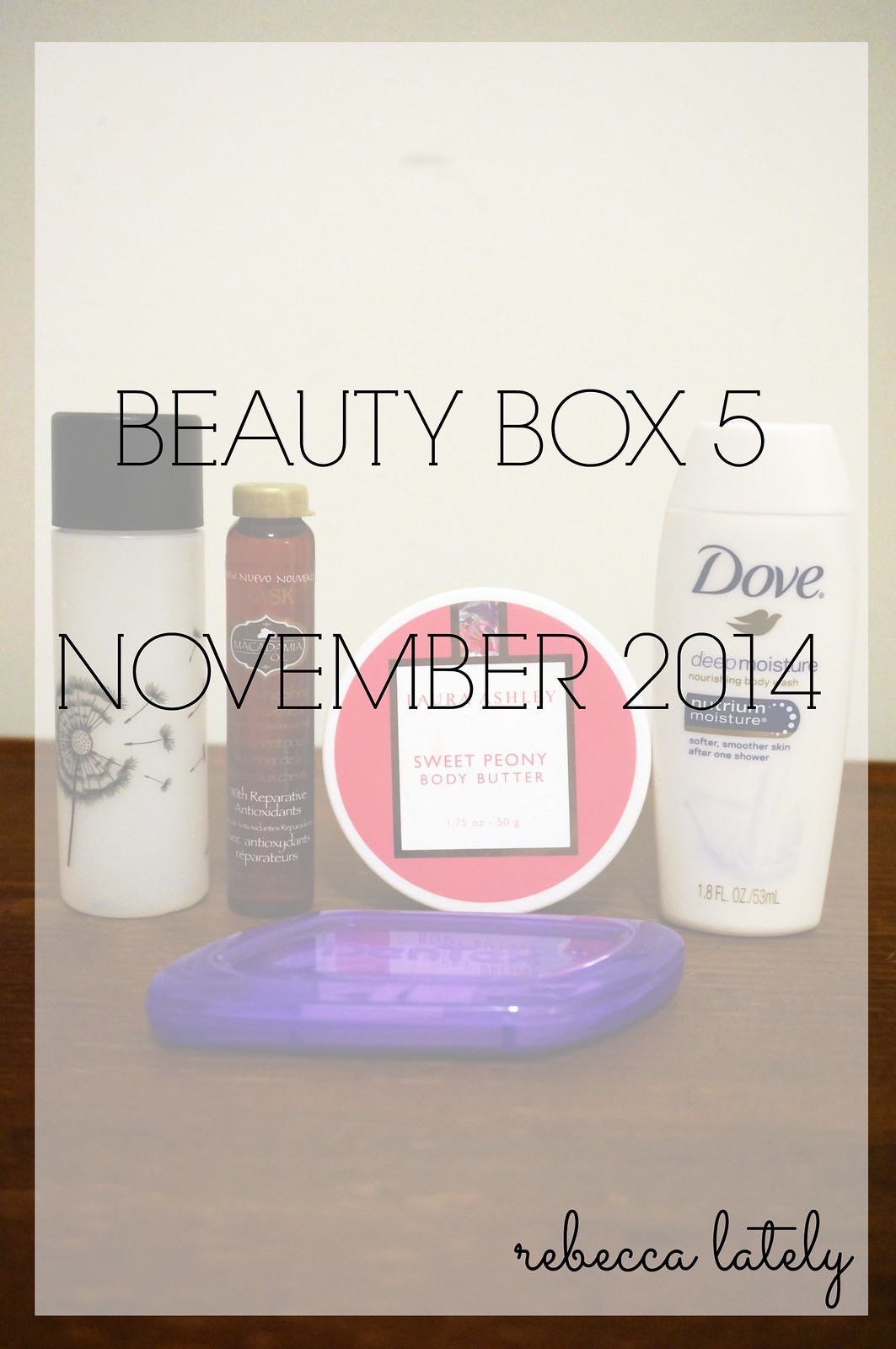 Beauty Box 5 November 2014 2