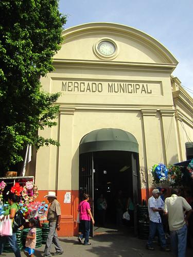 Mercado Municipal, Hermosillo, Mexico