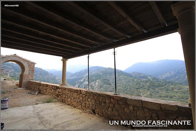 Parque Aragonés de la vivienda rural, Peñarroya de Tastavíns