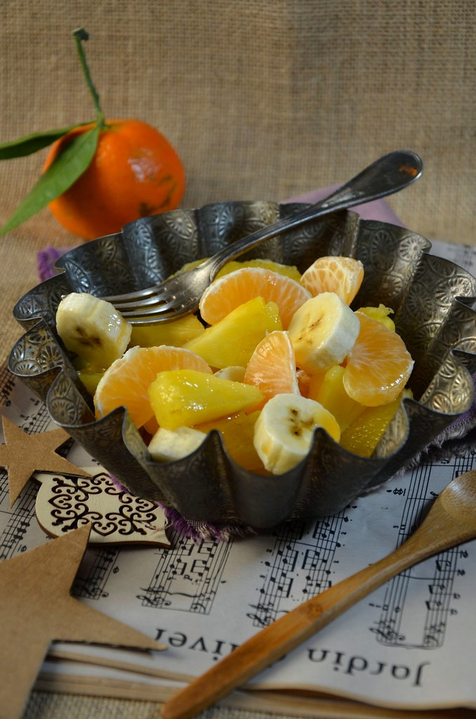 salade de fruits d 39 hiver au sirop d 39 rable recette tangerine zest. Black Bedroom Furniture Sets. Home Design Ideas