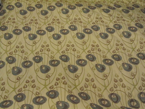 Mackintosh fabric