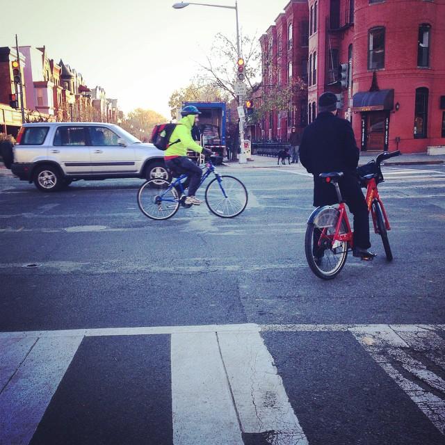Capital Coldshare #bikedc