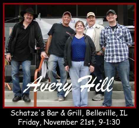 Avery Hill 11-21-14