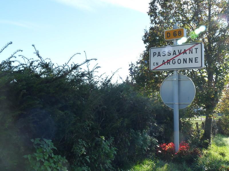 Forêt et villages d'Argonne