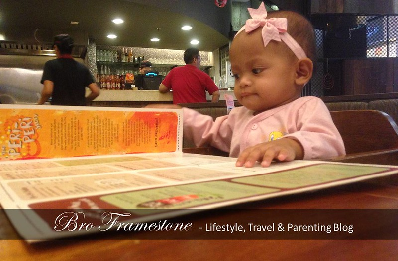 Menikmati Nando's di Jusco Rawang