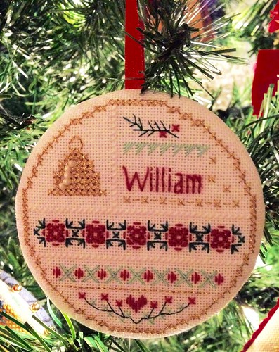 Will Ornament