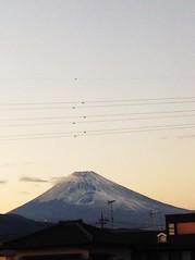 Mt.Fuji 富士山 11/22/2014