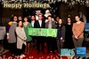 #bikeLA Holiday Photo with Mayor Eric Garcetti