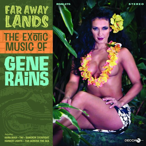 Gene Rains - Far Away Lands