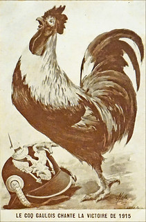 Le Coq gaulois chante la Victoire de 1915