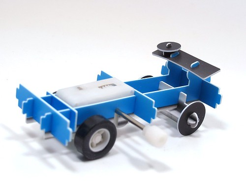 Camper chassis