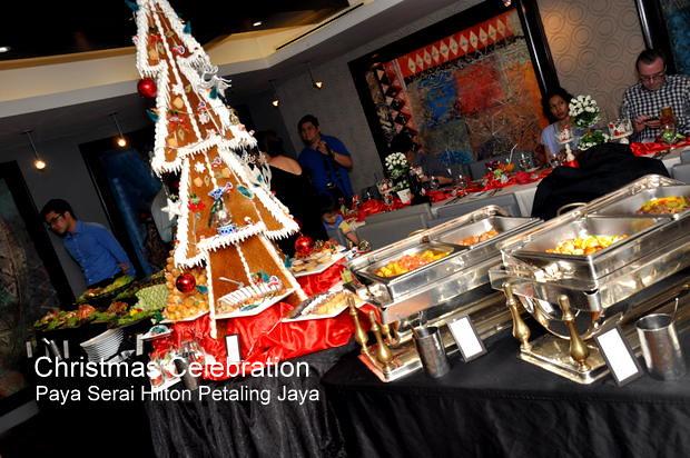 Paya Serai Hilton Petaling Jaya Christmas Celebration