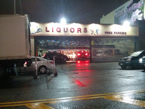 Liquor Store on Coney Island Ave