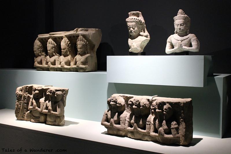 PARIS - 'Musée Guimet' Musée national des arts asiatiques - (Angkor, Naissance d'un mythe - Louis Delaporte et le Cambodge)