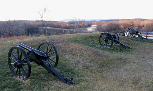 Cannon on Doubleday Hill, Williamsport, MD