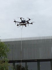Aalborg uses drone for school road analysis
