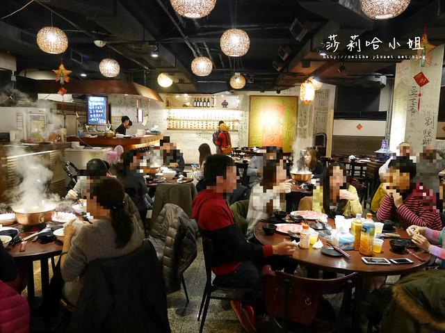 台北新店酸菜白肉鍋蒙古烤肉吃到飽涮八方 (25)