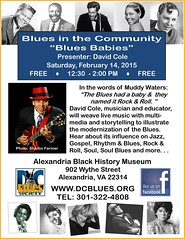 Blues Babies - Blues in the Community Series